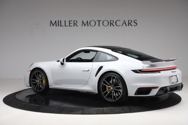 Used 2021 Porsche 911 Turbo S for sale Sold at Alfa Romeo of Westport in Westport CT 06880 4