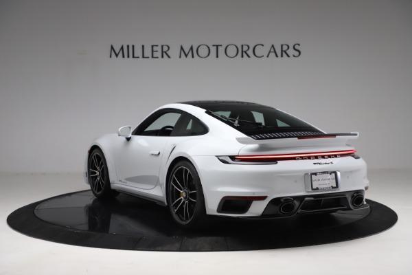 Used 2021 Porsche 911 Turbo S for sale Sold at Alfa Romeo of Westport in Westport CT 06880 5