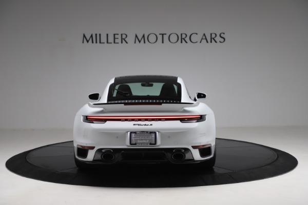 Used 2021 Porsche 911 Turbo S for sale Sold at Alfa Romeo of Westport in Westport CT 06880 6