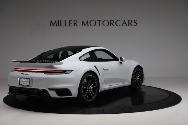 Used 2021 Porsche 911 Turbo S for sale Sold at Alfa Romeo of Westport in Westport CT 06880 7