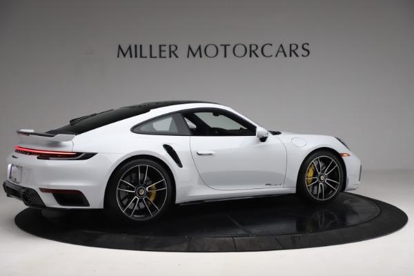 Used 2021 Porsche 911 Turbo S for sale Sold at Alfa Romeo of Westport in Westport CT 06880 8