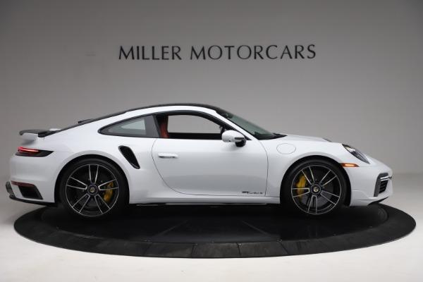 Used 2021 Porsche 911 Turbo S for sale Sold at Alfa Romeo of Westport in Westport CT 06880 9