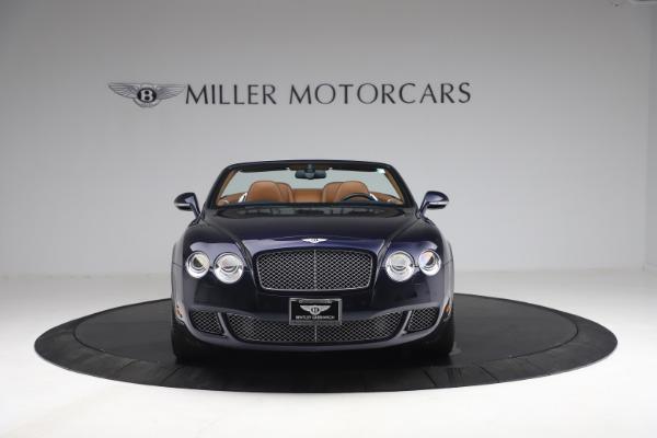 Used 2011 Bentley Continental GTC GT for sale Sold at Alfa Romeo of Westport in Westport CT 06880 12