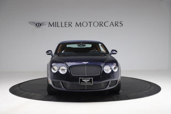 Used 2011 Bentley Continental GTC GT for sale Sold at Alfa Romeo of Westport in Westport CT 06880 13