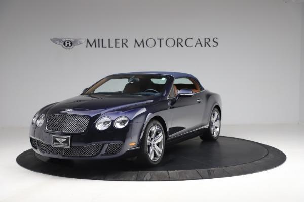Used 2011 Bentley Continental GTC GT for sale Sold at Alfa Romeo of Westport in Westport CT 06880 14