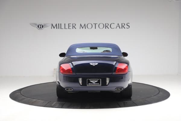 Used 2011 Bentley Continental GTC GT for sale Sold at Alfa Romeo of Westport in Westport CT 06880 17