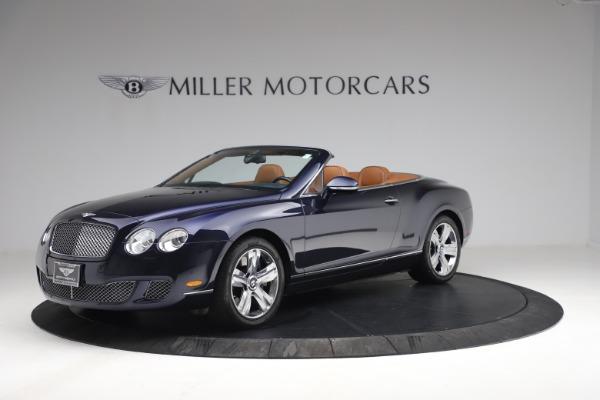 Used 2011 Bentley Continental GTC GT for sale Sold at Alfa Romeo of Westport in Westport CT 06880 2