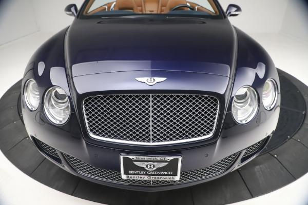 Used 2011 Bentley Continental GTC GT for sale Sold at Alfa Romeo of Westport in Westport CT 06880 21