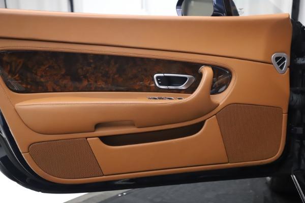 Used 2011 Bentley Continental GTC GT for sale Sold at Alfa Romeo of Westport in Westport CT 06880 24