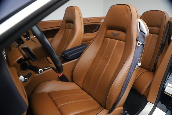 Used 2011 Bentley Continental GTC GT for sale Sold at Alfa Romeo of Westport in Westport CT 06880 27