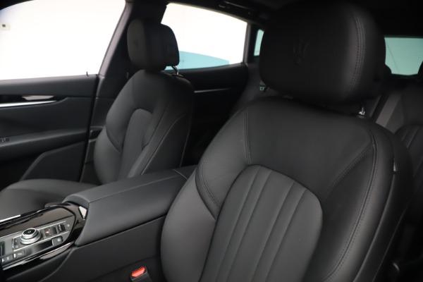 New 2021 Maserati Levante Q4 for sale Sold at Alfa Romeo of Westport in Westport CT 06880 15