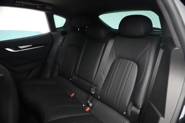New 2021 Maserati Levante Q4 for sale Sold at Alfa Romeo of Westport in Westport CT 06880 19