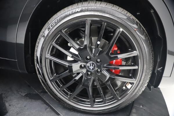 New 2021 Maserati Levante Q4 for sale Sold at Alfa Romeo of Westport in Westport CT 06880 24