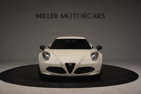 Used 2015 Alfa Romeo 4C for sale Sold at Alfa Romeo of Westport in Westport CT 06880 12