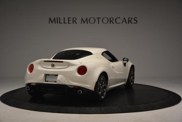 Used 2015 Alfa Romeo 4C for sale Sold at Alfa Romeo of Westport in Westport CT 06880 7