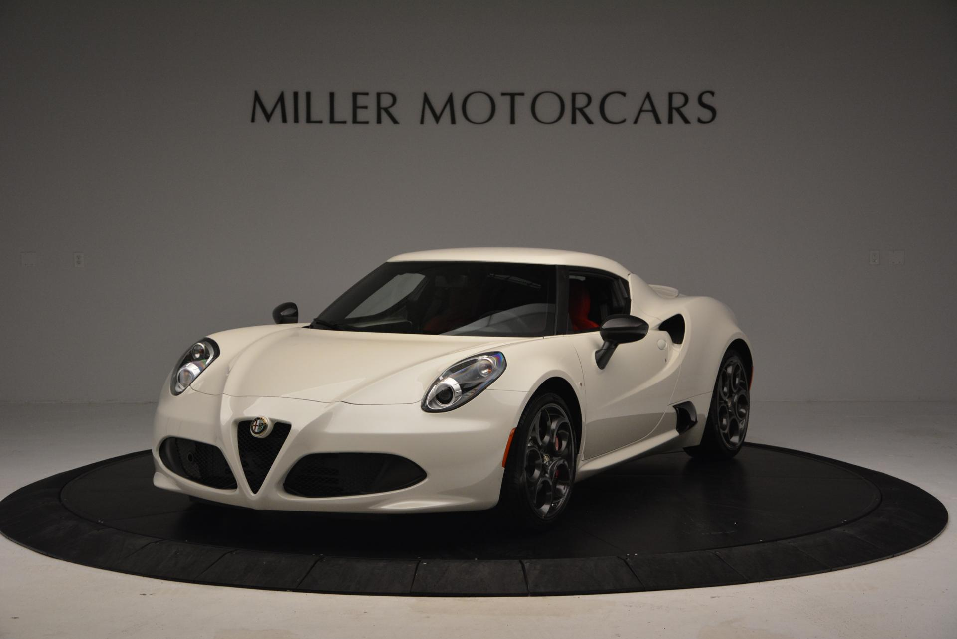 Used 2015 Alfa Romeo 4C for sale Sold at Alfa Romeo of Westport in Westport CT 06880 1