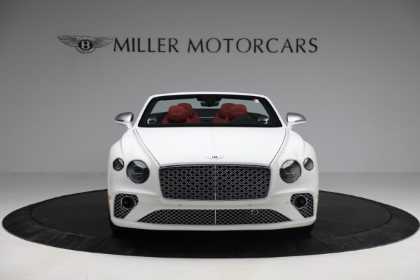 New 2021 Bentley Continental GT V8 Mulliner for sale Call for price at Alfa Romeo of Westport in Westport CT 06880 11