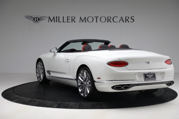 New 2021 Bentley Continental GT V8 Mulliner for sale Call for price at Alfa Romeo of Westport in Westport CT 06880 4