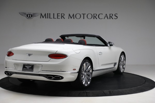 New 2021 Bentley Continental GT V8 Mulliner for sale Call for price at Alfa Romeo of Westport in Westport CT 06880 6