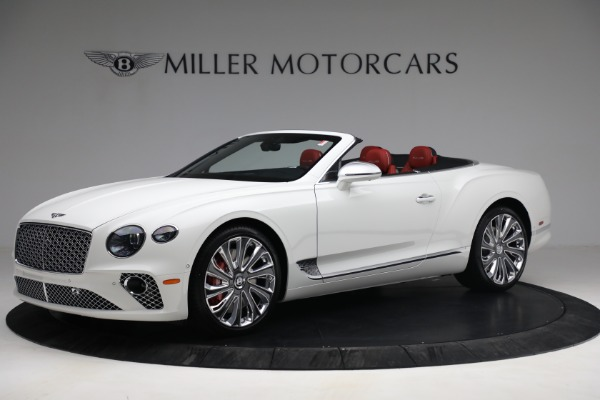 New 2021 Bentley Continental GT V8 Mulliner for sale Call for price at Alfa Romeo of Westport in Westport CT 06880 1