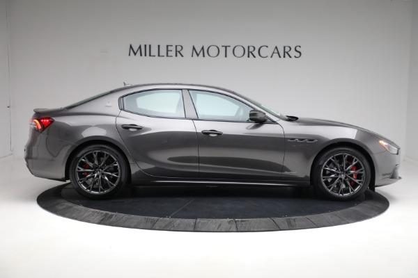 New 2021 Maserati Ghibli S Q4 GranSport for sale $100,635 at Alfa Romeo of Westport in Westport CT 06880 10