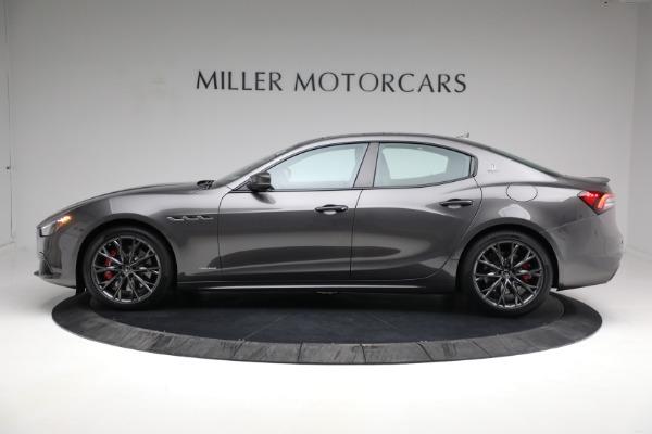 New 2021 Maserati Ghibli S Q4 GranSport for sale $100,635 at Alfa Romeo of Westport in Westport CT 06880 4