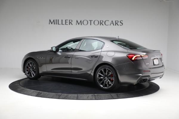 New 2021 Maserati Ghibli S Q4 GranSport for sale $100,635 at Alfa Romeo of Westport in Westport CT 06880 5