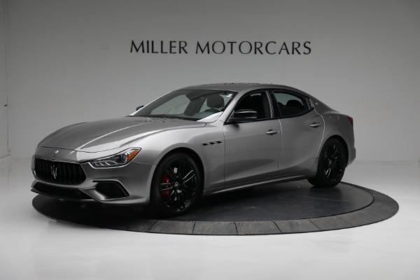 New 2021 Maserati Ghibli S Q4 for sale $90,075 at Alfa Romeo of Westport in Westport CT 06880 2