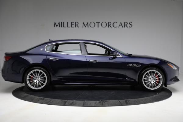 New 2021 Maserati Quattroporte S Q4 GranLusso for sale $125,149 at Alfa Romeo of Westport in Westport CT 06880 10