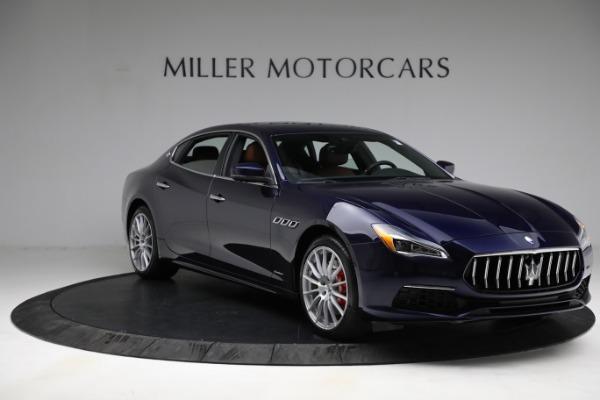 New 2021 Maserati Quattroporte S Q4 GranLusso for sale $125,149 at Alfa Romeo of Westport in Westport CT 06880 11