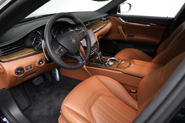 New 2021 Maserati Quattroporte S Q4 GranLusso for sale $125,149 at Alfa Romeo of Westport in Westport CT 06880 14