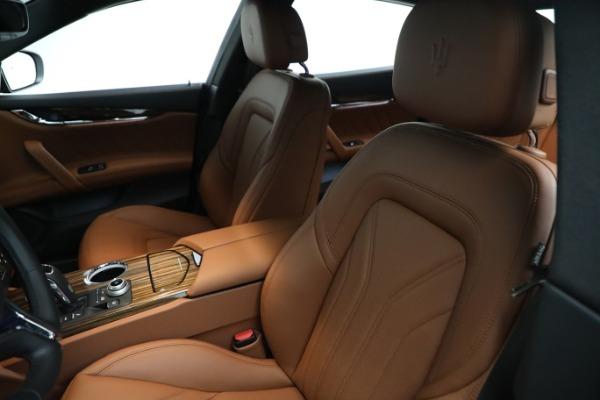 New 2021 Maserati Quattroporte S Q4 GranLusso for sale $125,149 at Alfa Romeo of Westport in Westport CT 06880 16