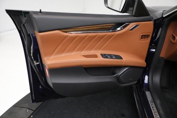 New 2021 Maserati Quattroporte S Q4 GranLusso for sale $125,149 at Alfa Romeo of Westport in Westport CT 06880 17