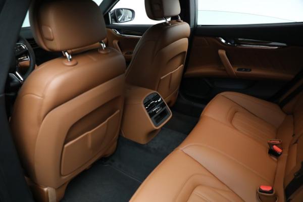 New 2021 Maserati Quattroporte S Q4 GranLusso for sale $125,149 at Alfa Romeo of Westport in Westport CT 06880 18