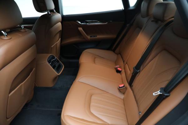 New 2021 Maserati Quattroporte S Q4 GranLusso for sale $125,149 at Alfa Romeo of Westport in Westport CT 06880 19
