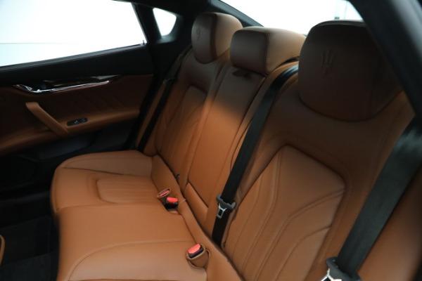 New 2021 Maserati Quattroporte S Q4 GranLusso for sale $125,149 at Alfa Romeo of Westport in Westport CT 06880 20