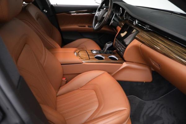 New 2021 Maserati Quattroporte S Q4 GranLusso for sale $125,149 at Alfa Romeo of Westport in Westport CT 06880 23