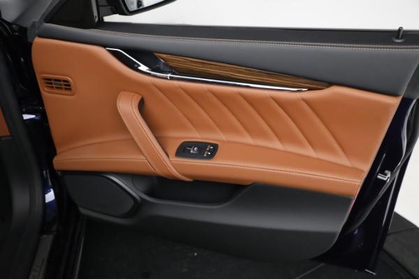 New 2021 Maserati Quattroporte S Q4 GranLusso for sale $125,149 at Alfa Romeo of Westport in Westport CT 06880 24