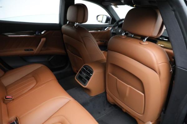 New 2021 Maserati Quattroporte S Q4 GranLusso for sale $125,149 at Alfa Romeo of Westport in Westport CT 06880 25