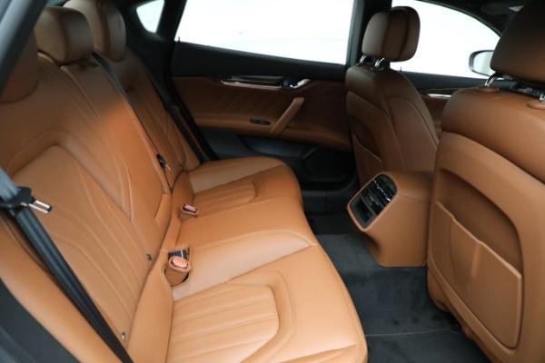 New 2021 Maserati Quattroporte S Q4 GranLusso for sale $125,149 at Alfa Romeo of Westport in Westport CT 06880 26