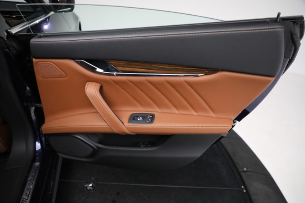 New 2021 Maserati Quattroporte S Q4 GranLusso for sale $125,149 at Alfa Romeo of Westport in Westport CT 06880 28