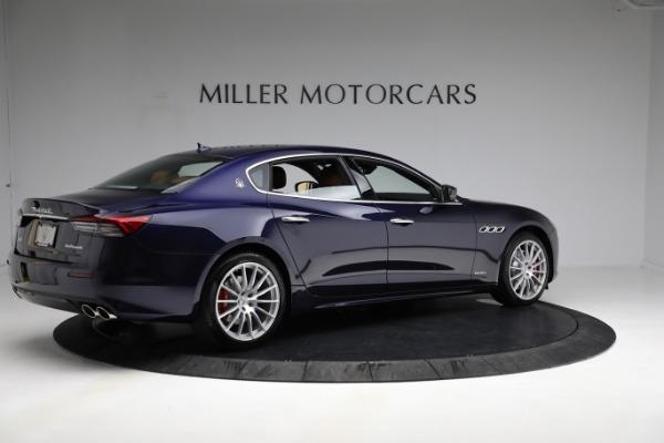 New 2021 Maserati Quattroporte S Q4 GranLusso for sale $125,149 at Alfa Romeo of Westport in Westport CT 06880 9