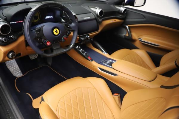 Used 2018 Ferrari GTC4Lusso for sale $289,900 at Alfa Romeo of Westport in Westport CT 06880 13