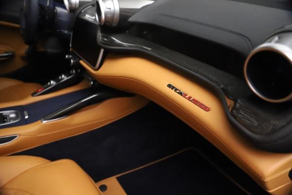 Used 2018 Ferrari GTC4Lusso for sale $289,900 at Alfa Romeo of Westport in Westport CT 06880 23