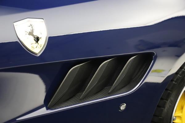 Used 2018 Ferrari GTC4Lusso for sale $289,900 at Alfa Romeo of Westport in Westport CT 06880 27