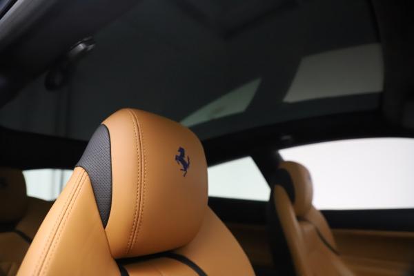 Used 2018 Ferrari GTC4Lusso for sale $289,900 at Alfa Romeo of Westport in Westport CT 06880 28