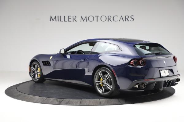 Used 2018 Ferrari GTC4Lusso for sale $289,900 at Alfa Romeo of Westport in Westport CT 06880 5