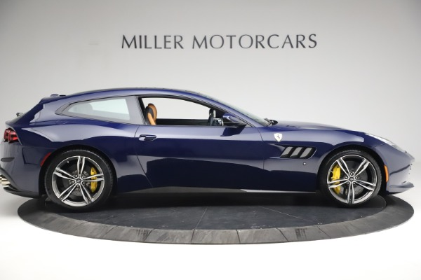 Used 2018 Ferrari GTC4Lusso for sale $289,900 at Alfa Romeo of Westport in Westport CT 06880 9