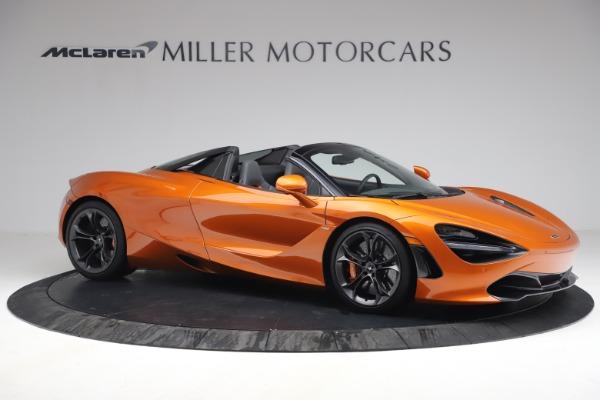 Used 2020 McLaren 720S Spider for sale $335,900 at Alfa Romeo of Westport in Westport CT 06880 10
