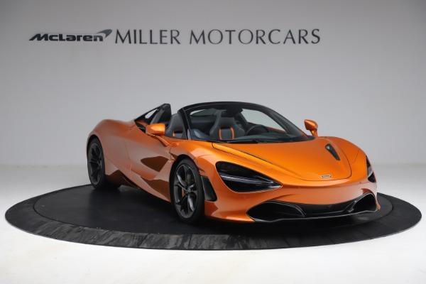 Used 2020 McLaren 720S Spider for sale $335,900 at Alfa Romeo of Westport in Westport CT 06880 11